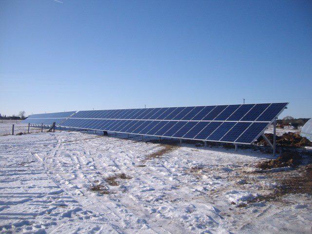 30kw saules elektrine, akmenes raj, Daubiskio km.