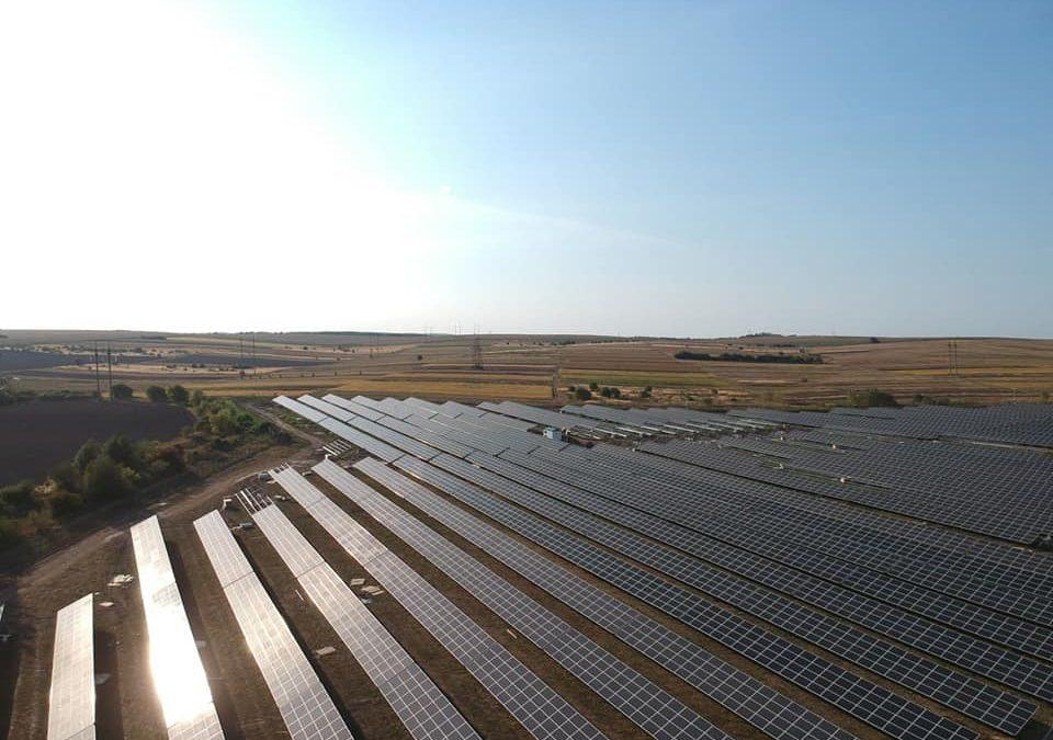 17 MW saulės elektrinė Bar, Ukrainoje