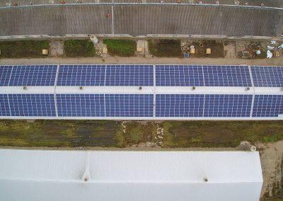 350 kW saulės elektrinė Panevežyje