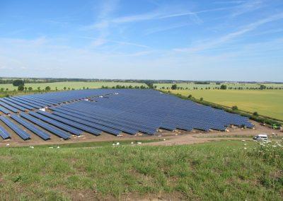 3.5 MW elektros kabelių tiesimas ir pajungimas – Kothen, Vokietija