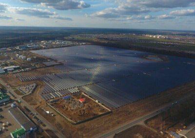 Vienas didžiausių saulės elektrinių projektų Rytų Europoje – 57,7 MW Baltarusijoje