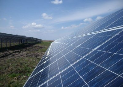 1.491 MW saulės elektrinė Oranų kaime, Vilkaviškio raj.